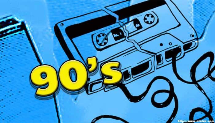เพลงยุค 90's