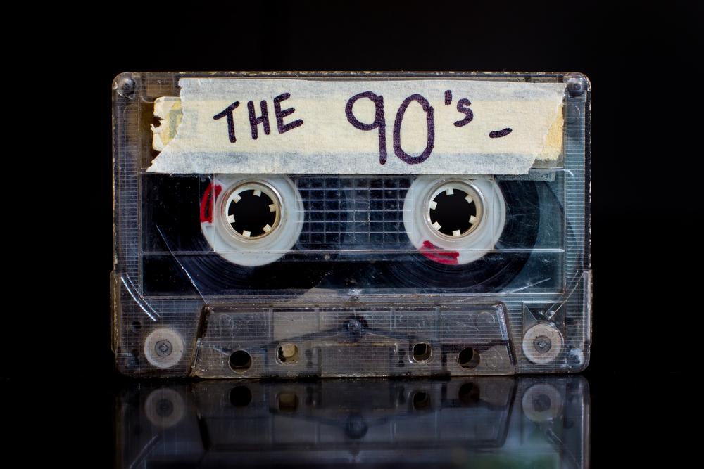 เด็กที่โตมากับเพลงยุค 90